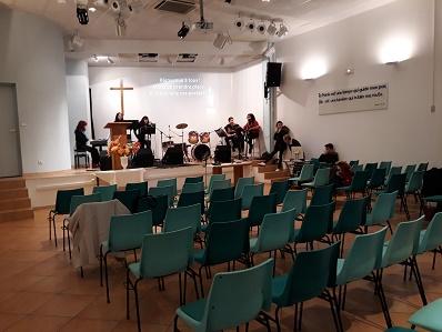 Salle de culte